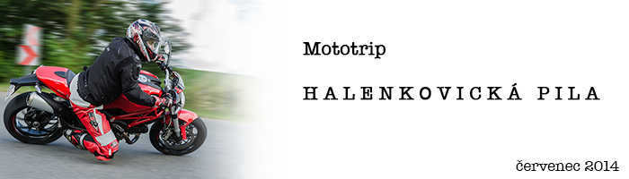 Mototrip - Halenkovická pila