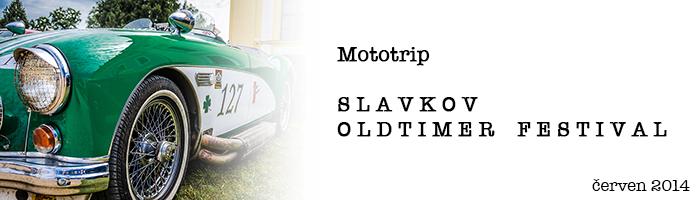 Motortip - Oldtimer festival - Slavkov