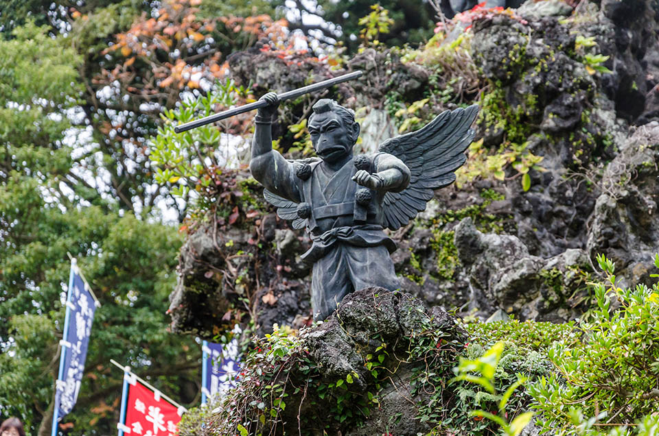 Kamakura, strážci - kappa