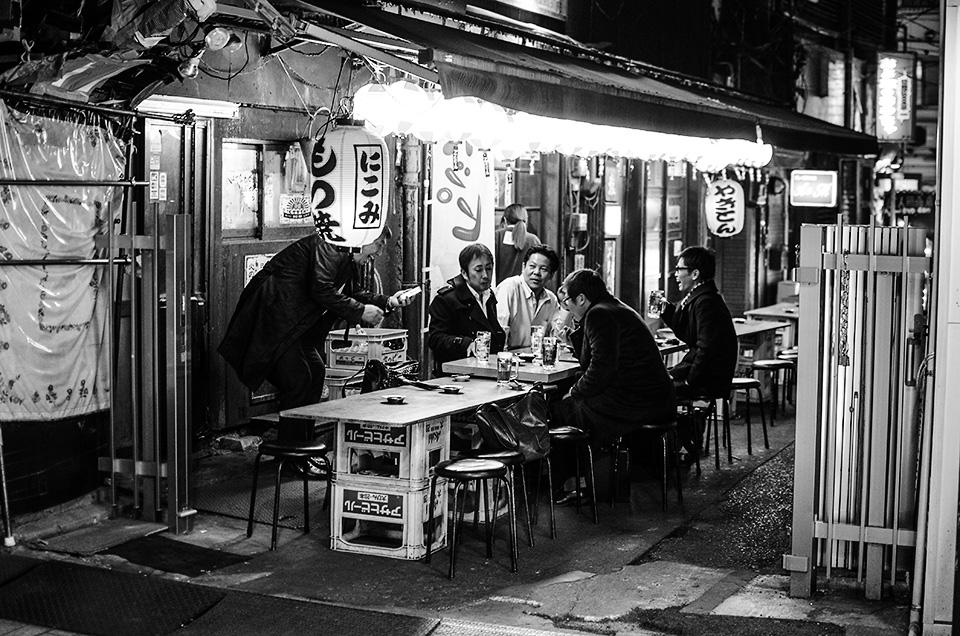 Ueno dining